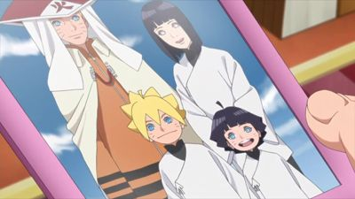 A Day in The Life of The Uzumaki Family