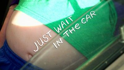 Just Wait in the Car
