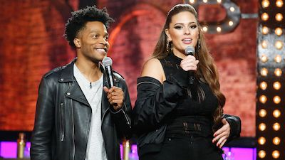 Ashley Graham vs. Jermaine Fowler