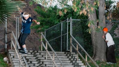 Handrails, Homies!
