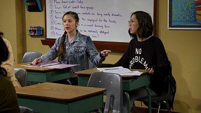 Frankie's Cheating Teacher