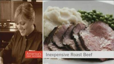 Resurrecting The Roast Beef Dinner