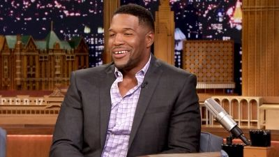 Michael Strahan, Jill Kargman, Slayer
