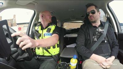 Jim's Police Ride-Along