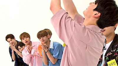 Episode 315 with Wanna One (1) (Summer Vacation Special 3)
