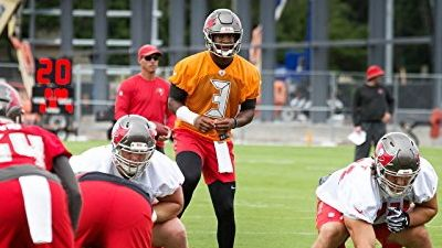 Training Camp with the Tampa Bay Buccaneers - #5