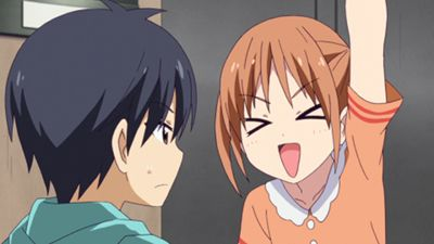 Meeting... And! Aho Girl