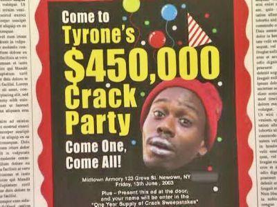 The Return of Tyrone Biggums