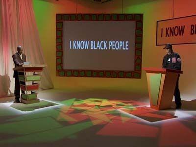 I Know Black People