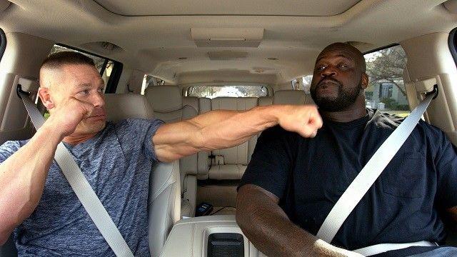 John Cena & Shaquille O'Neal