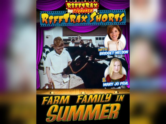 Farm Family in Summer