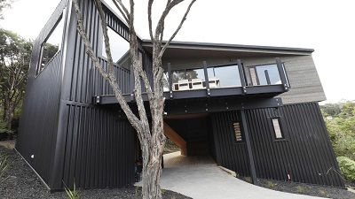 Waiheke: Canopy House