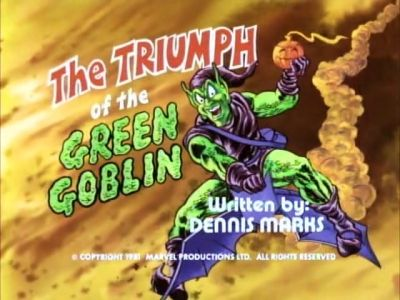 The Triumph of the Green Goblin
