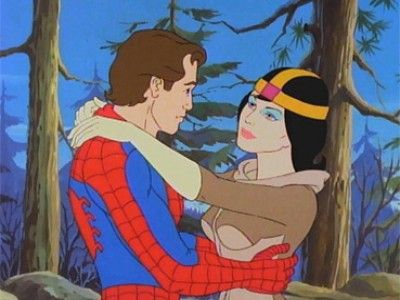 Spidey Meets the Girl from Tomorrow