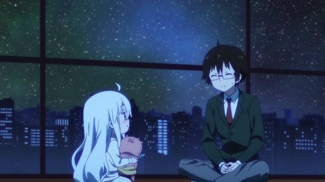 Umaru and the Starry Sky