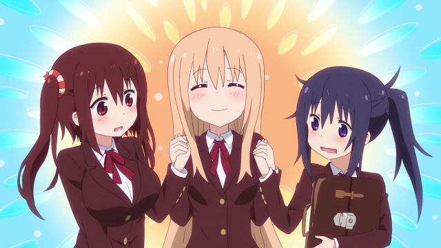 Everyone and Umaru