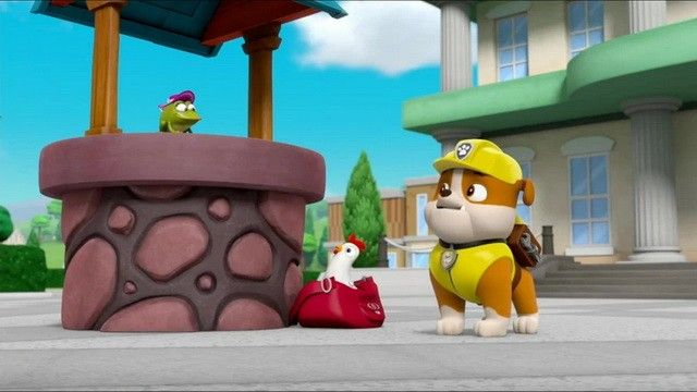 Pups Save a Frog Mayor