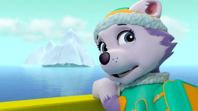 Sea Patrol: Pups Save a Frozen Flounder