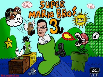 The Wizard and Super Mario Bros. 3