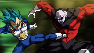 Staking His Pride! Vegeta Challenges the Strongest!!