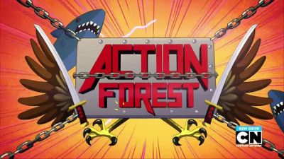 Action Forest