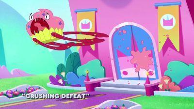 Crushing Defeat