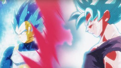 Full Body, Spirit, and Power Unleashed! Goku and Vegeta!!