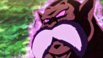 Majestic! Advent of the God of Destruction, Toppo!!