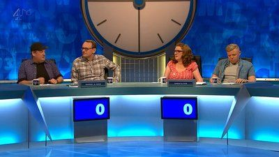 Johnny Vegas, Sarah Millican, Rob Beckett, Vic Reeves
