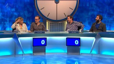 Mel Giedroyc, Lee Mack, David O'Doherty, Adam Buxton
