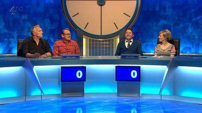 Greg Davies, Holly Walsh, Vic Reeves