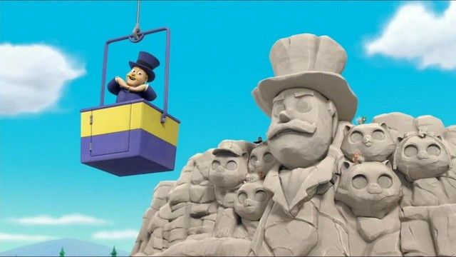 Pups Save a Heady Humdinger