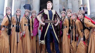 Conan in Armenia