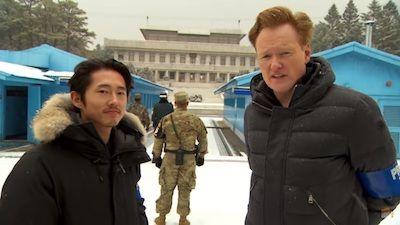 Conan in Korea