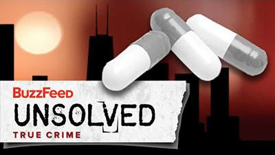 True Crime - The Mysterious Poisoned Pill Murders