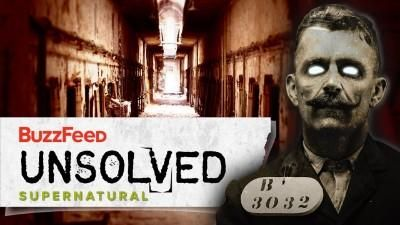 Supernatural - The Captive Spirits Of Eastern State Penitentiary