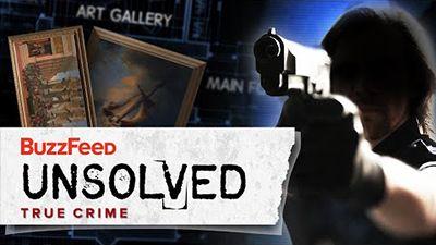 True Crime - The Thrilling Gardner Museum Heist