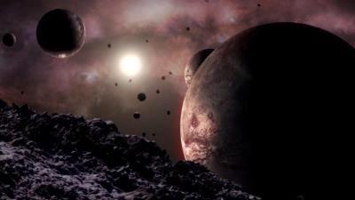 Strange Lives of Dwarf Planets