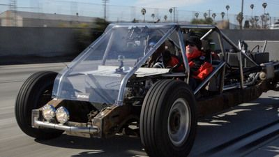 The Ugly Truckling Dragster!