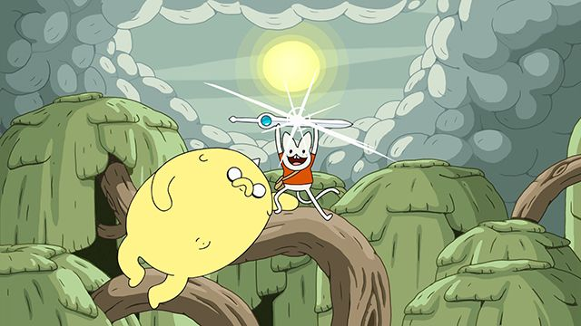 Best Adventure Time Episodes Episode Ninja