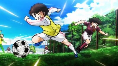 New Nankatsu Soccer Team Start