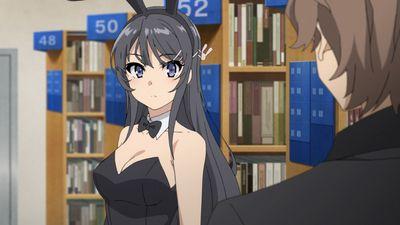 My Senpai is a Bunny Girl