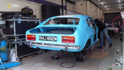 Ford Capri RS 3.1
