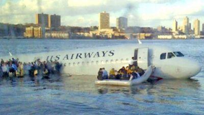 Miracle on the Hudson Plane Crash