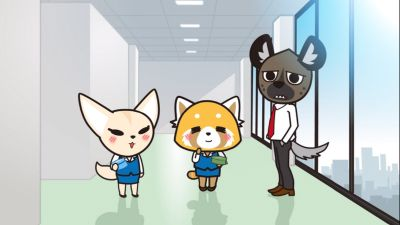 A Day in the Life of Retsuko