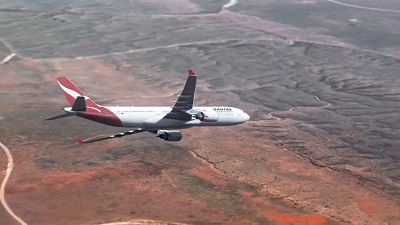 Free Fall (Qantas Flight 72)