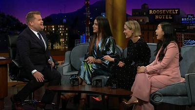 Sandra Bullock, Sarah Paulson, Awkwafina, Shawn Mendes