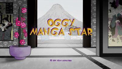 Oggy, Manga Star