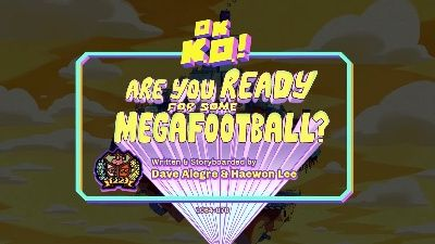 Are You Ready for Some Megafootball?!