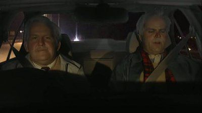 Jack and Vic Go Driving